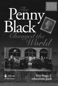 penny black changed the world cover