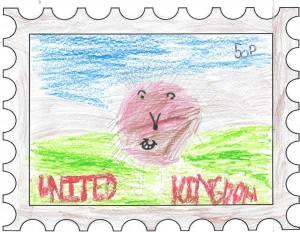 LDS Stamp