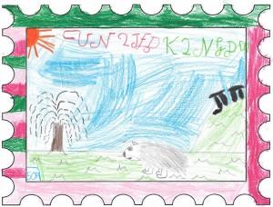 MS Stamp