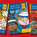 Stamp Active Activity Books