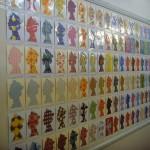 Queen's Heads Mailart Exhibition