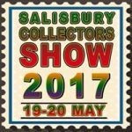 Stamp Active at Salisbury Collectors' Show