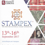 AUTUMN STAMPEX IS NEARLY HERE
