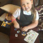 Savannah loves Kidstamps