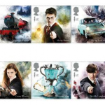 Royal Mail to issue Harry Potter stamps