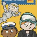 "New ""Transport on Stamps"" Activity Book"