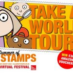 """""""Take a World Tour!"""" Stamp Competition"""