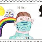 Alfie Scott wins Design A Stamp Competition