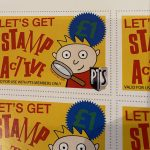 STAMP ACTIVE AT AUTUMN STAMPEX with £20 Vouchers for Kids