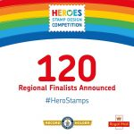 ROYAL MAIL ANNOUNCES YOUNG ARTIST FINALISTS IN HEROES' STAMP COMPETITION AND SECURES GUINNESS WORLD RECORDS TITLE FOR LARGEST POSTAGE STAMP DESIGN COMPETITION